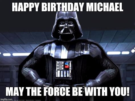 Star Wars Birthday Meme - happy birthday star wars meme www pixshark com images