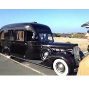 BangShiftcom Antique RV Nirvana A One Of 1937 Packard With