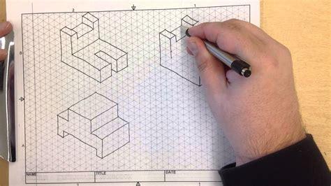 sketchbook grid template ied activity 2 1 isometric sketching 3