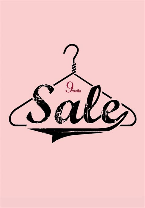 Pink For Sale by Portfolio Sale Poster