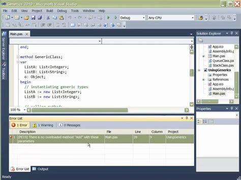 tutorial embarcadero delphi 2010 embarcadero delphi 2010 activation keygen for windows