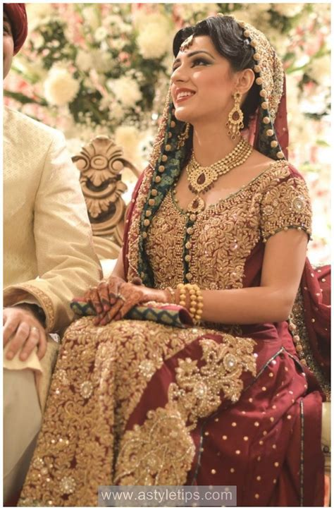 Wedding & Nikkah dresses Suits Best Designs for Ladies   A