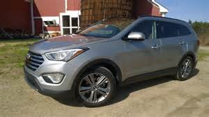 Hyundai Santa Fe Reviews 2014 2014 Hyundai Santa Fe Versatile Feature Packed And