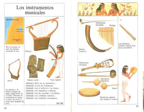 imagenes de instrumentos musicales hebreos instrumentos musicales palabras con miel