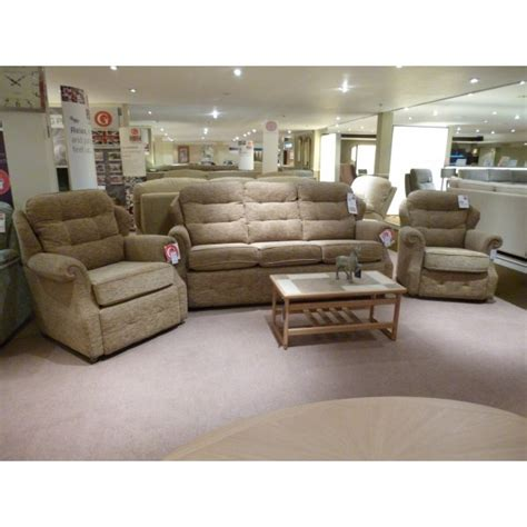 upholstery oakland gplan oakland 3 seater sofa armchair small armchair
