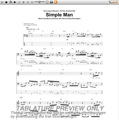 Exelent Simple Man Shinedown Chords Collection - Chord Sites ...
