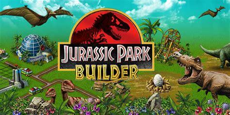 download game jurassic park builder mod apk data jurassic park builder ludia