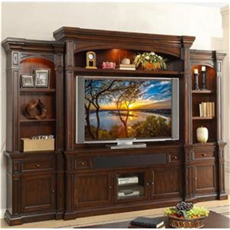 Berkshire Fireplace by Vendor 1356 Berkshire Fireplace Console Wall System