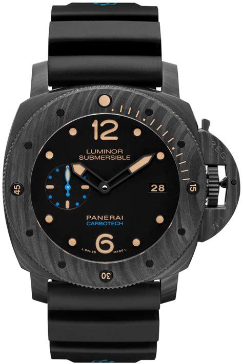 Panerai Pam661 Luminor Marina Carbotech Grade luminor submersible 1950 carbotech 3 days automatic