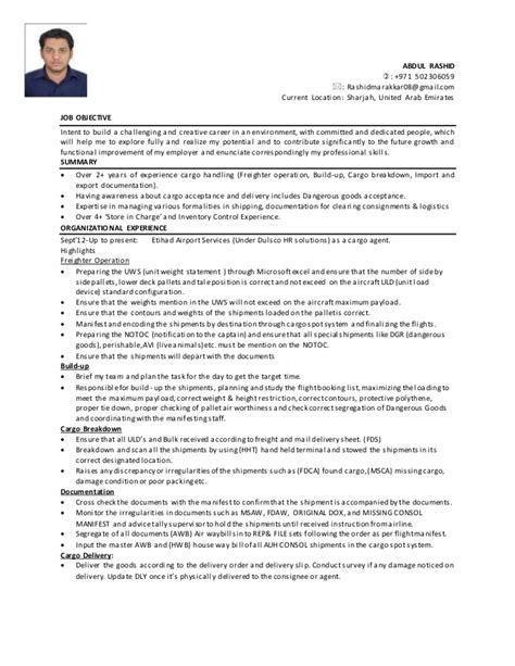 Cargo Supervisor Resume by Pics Photos Logistics Manager Resume 5 Logistics Manager
