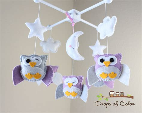 Owl Baby Mobiles Crib by Baby Crib Mobile Owl Baby Mobile Nursery Owl By