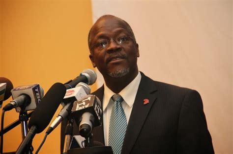 member of parliament cv ya pombe magufuli