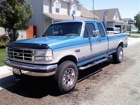 1993 Ford F250 by 1993 Ford F250 4x4 1993 F 250 Diesel