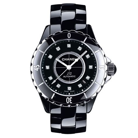 Chanel J12 by Chanel J12 Ceramic Automatic H1626