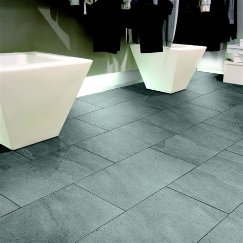 Grey Porcelain Floor Tiles Barlavento Grey Glazed Porcelain Wall Floor Tile 60x30cm From The Ceramic Tile Company Uk
