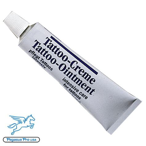 tattoo creme ointment pegasus store black blue tattoo