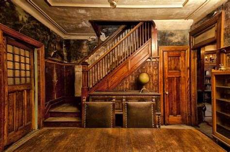 Haunted House Interior by A Haunted House Desire To Inspire Desiretoinspire Net