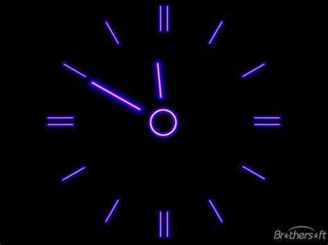 xpx clock  wallpaper windows  wallpapersafari