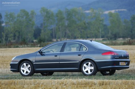 peugeot 607 coupe image gallery peugeot 607