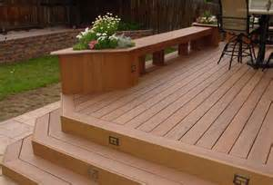 Flower And Patio Show Decks And Fence Quality Construction