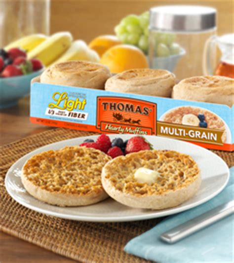thomas light multigrain english muffins it s really all about the bread the freckled foodie