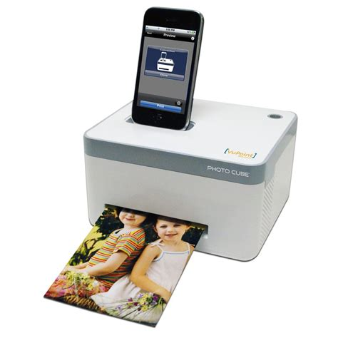 iphone printer gift smartphone photo cube printer duggal visual solutions