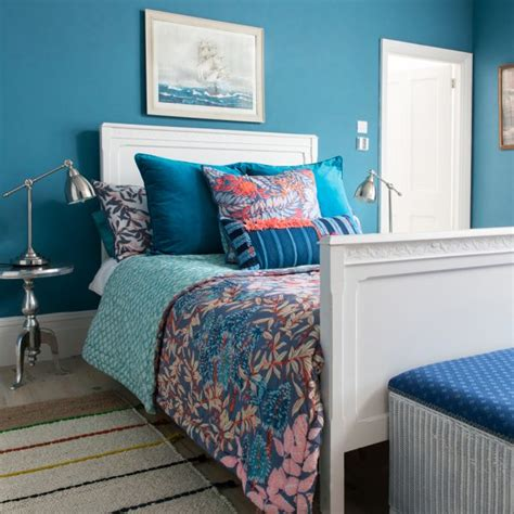 teal blue bedroom bedroom ideas designs inspiration and pictures ideal home