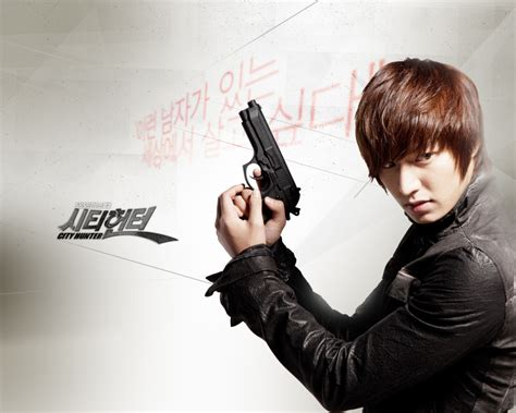 film korea terbaru pemain lee min ho foto pemain city hunter korean drama bolay blog