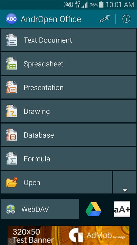 openoffice android andropen office openoffice for android november 2014