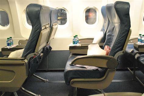Limited Recline Seat by Avis Du Vol Delta Air Lines Detroit Chicago En Premiere