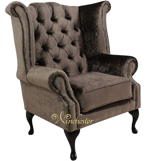 chesterfield high back sofa chesterfield queen anne high back wing chair boutique
