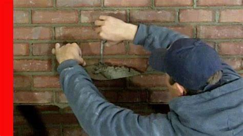 Backsteinmauer Sanieren by Brick Wall Repair