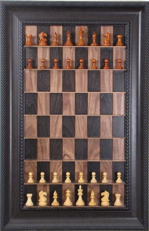 diy chess board 6 vertical chess set diy pinterest