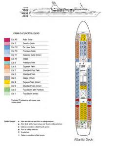 astor deck plan astor deck plans cruise and maritime voyages