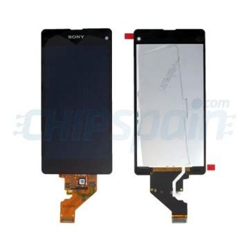 Sparepart Xperia Z1 screen sony xperia z1 compact black chipspain