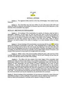 llc bylaws template operating agreementsprivate placement memorandum