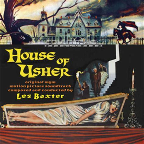 house of usher 1960 house of usher 1960 les baxter cd soundtrack club online shop