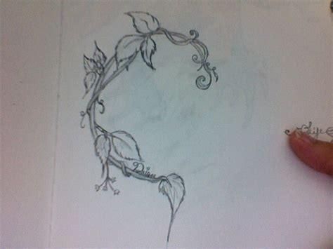 tattoo flash leaves leaf and vine tattoo by blackwidowtat2 on deviantart