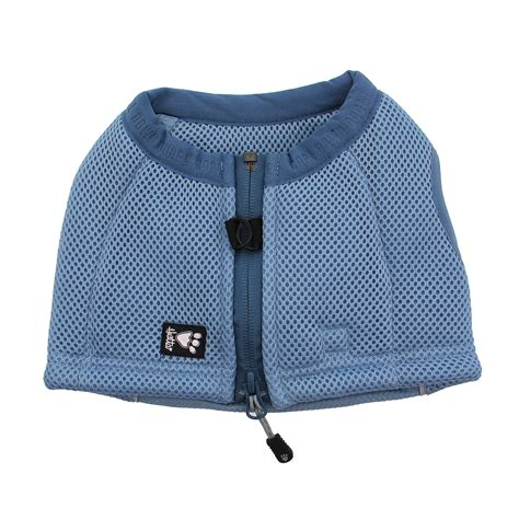 cooling vest for dogs hurtta cooling vest blue with same day shipping baxterboo