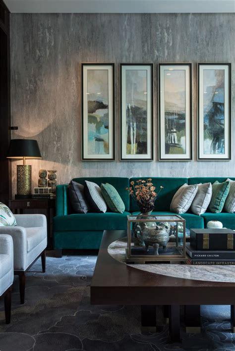 decorating  emerald  blue topaz contemporary home
