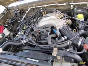 Nissan Xterra Motor 2001 Nissan Xterra Se V6 3 3 Liter Sohc 12 Valve V6 Engine