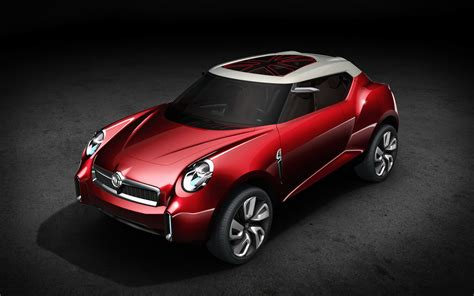 Mg Car Wallpaper Hd by Mg Icon Concept 2012 Wallpaper Hd Car Wallpapers Id 2669