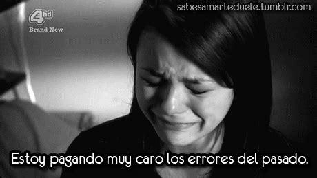 imagenes tumblr tristes en español amarte duele