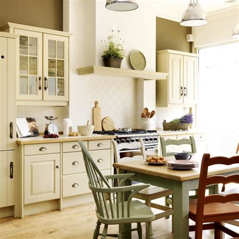 Painted kitchen country kitchens kitchen design photo gallery