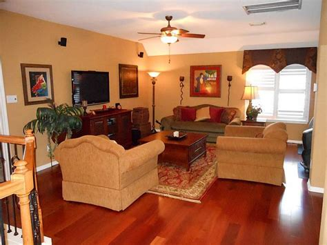cherry wood floor caramel walls let s re decorate cherry wood floors woods and