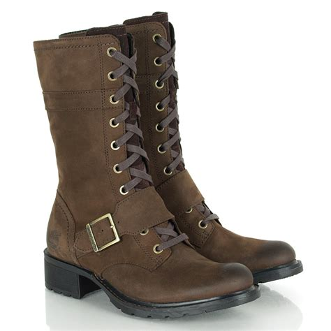 s boots with laces timberland charles st mid lace women s calf boot