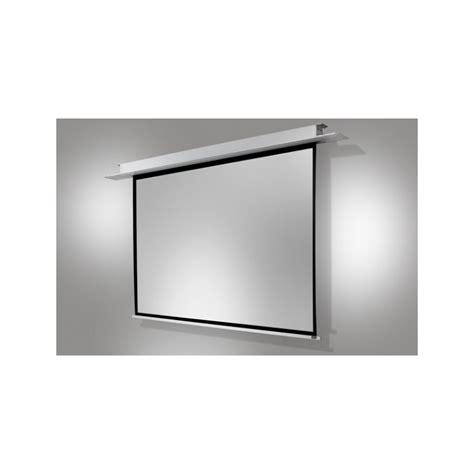 Ecran De Projection Encastrable Plafond by Ecran Encastrable Au Plafond Celexon Motoris 233 Pro 240 X 180 Cm
