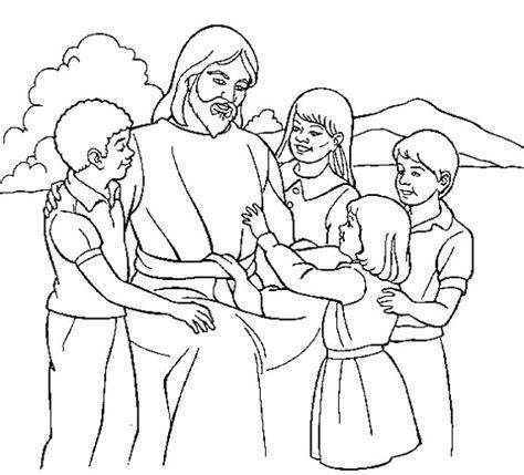 imagenes de la vida de jesus para pintar dibujos de jesus para pintar y colorear gratis im 225 genes