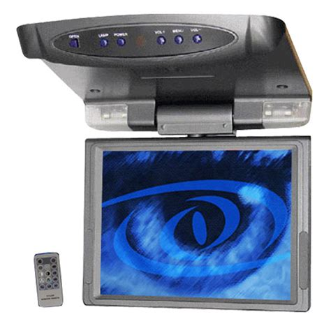 Monitor Built In Tv Tuner 8 4 Roof Mount Tft Lcd Color Monitor W Built In Tv Tuner