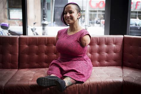 or legs talli osborne born without arms or legs inspires